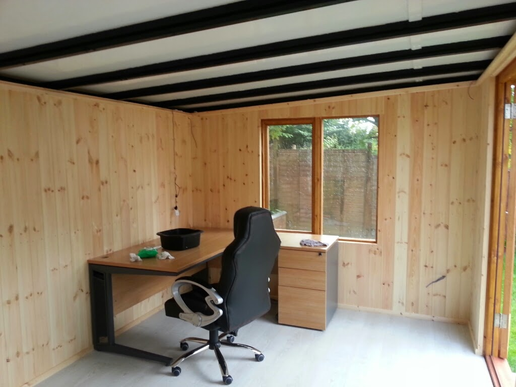 Home office | Apex Timber Buildings