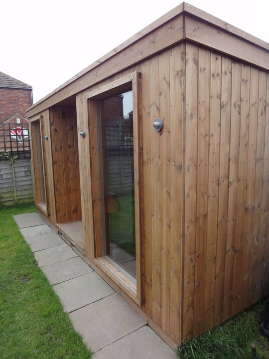 External Cladding Apex Timber Buildings