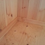 internal lining timber t&g
