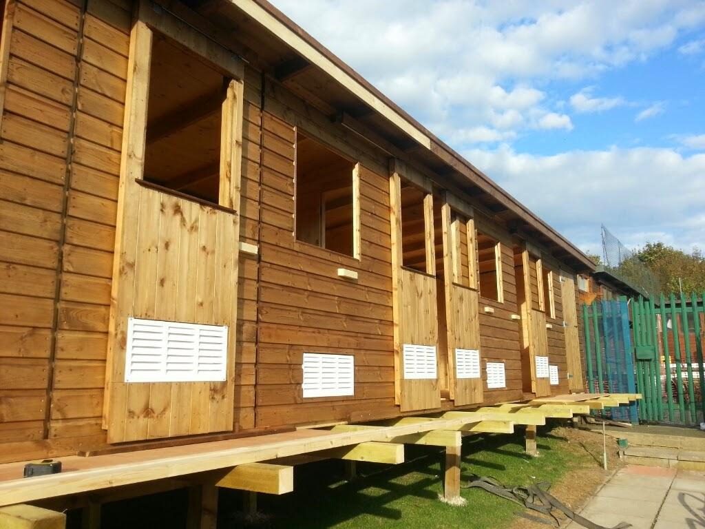 Pigeon Loft Apex Timber Buildings