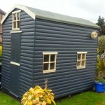 childrens wooden play house