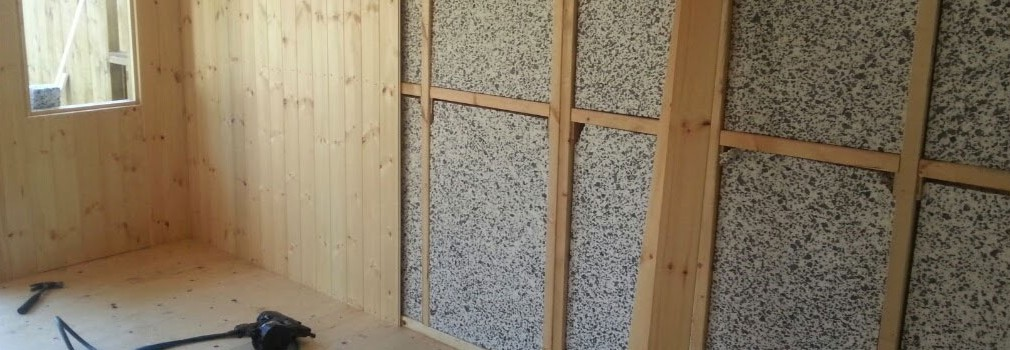 Internal Cladding Amp Insulation Apex Timber Buildings