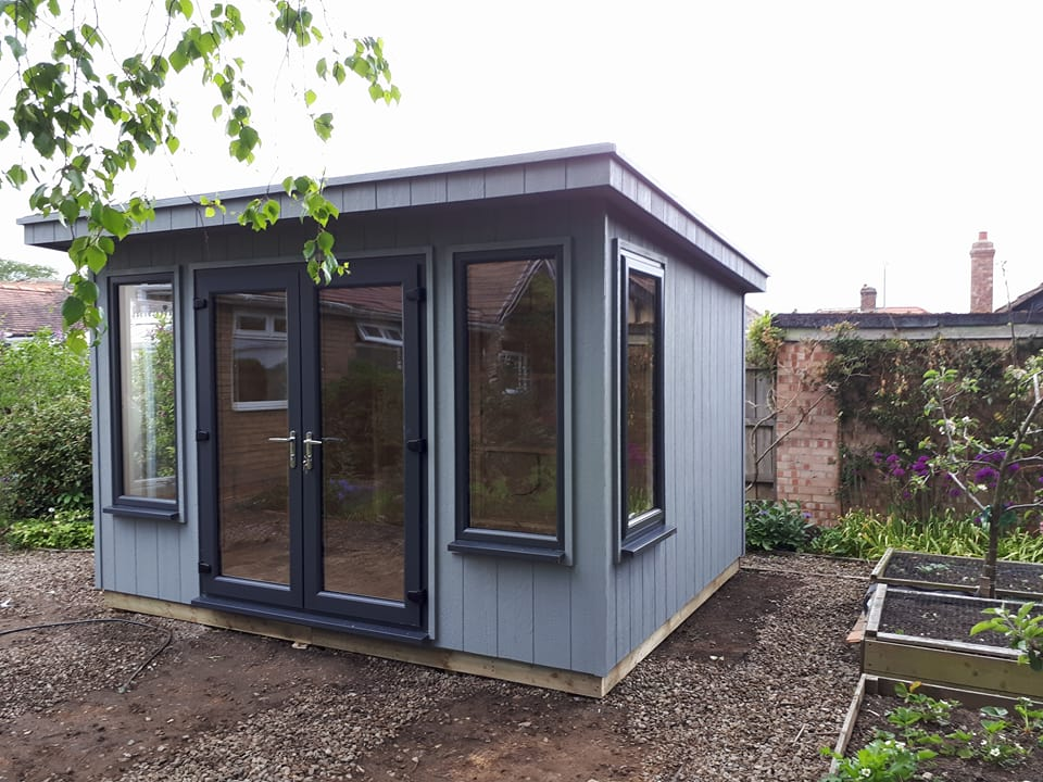 Garden Rooms, Studios & Home Offices – Apex Timber Buildings