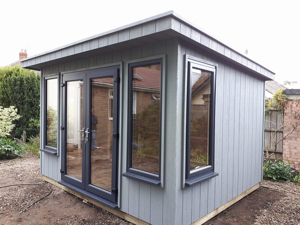 Garden Rooms Studios Amp Home Offices Apex Timber Buildings