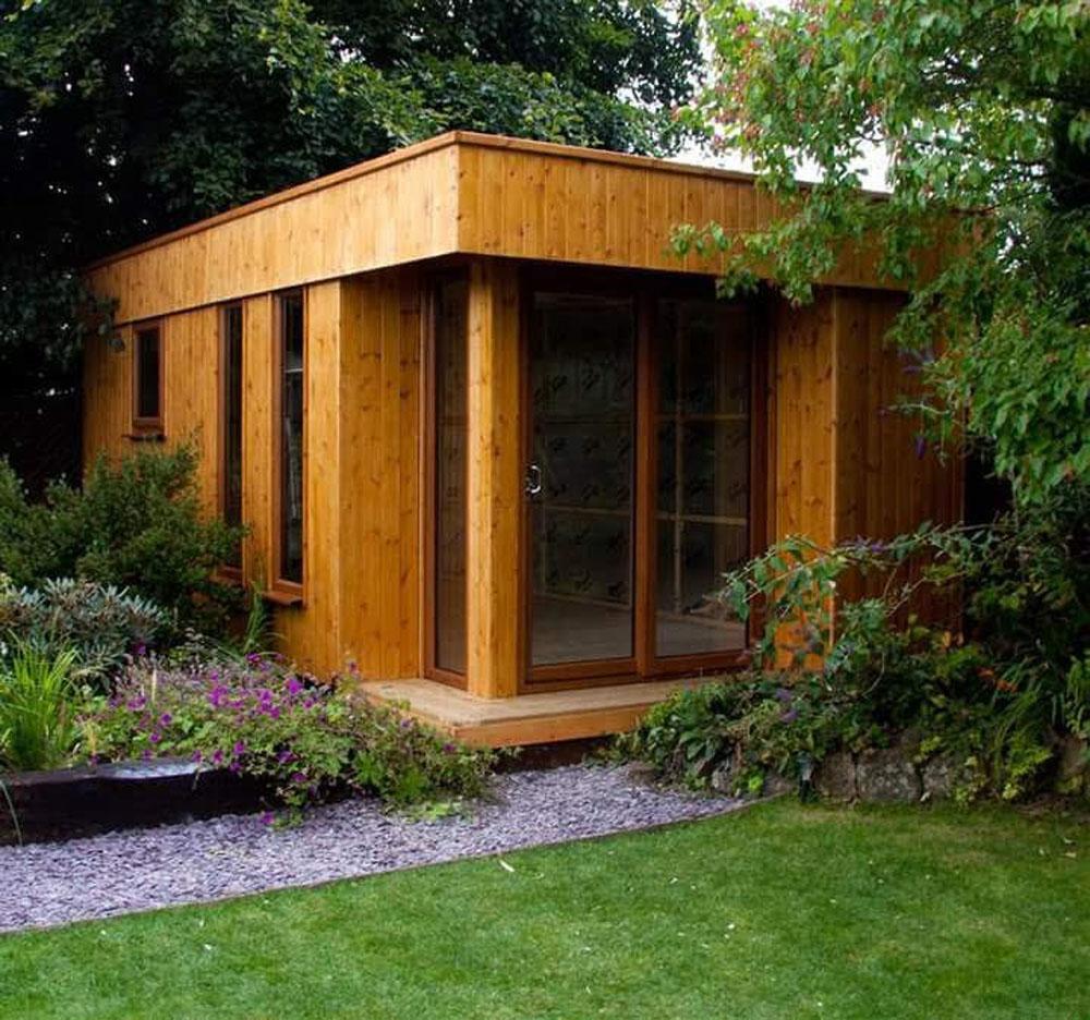 Garden Rooms, Studios & Home Offices